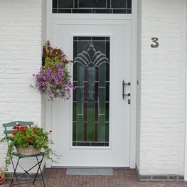 Aluminium deuren