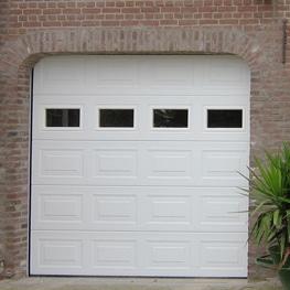 Sectionale garagedeuren