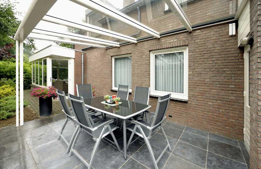 Nieuwbouw, aluminium kozijnen lichtstraat hefschuifpui overkapping horren, Velden (3)