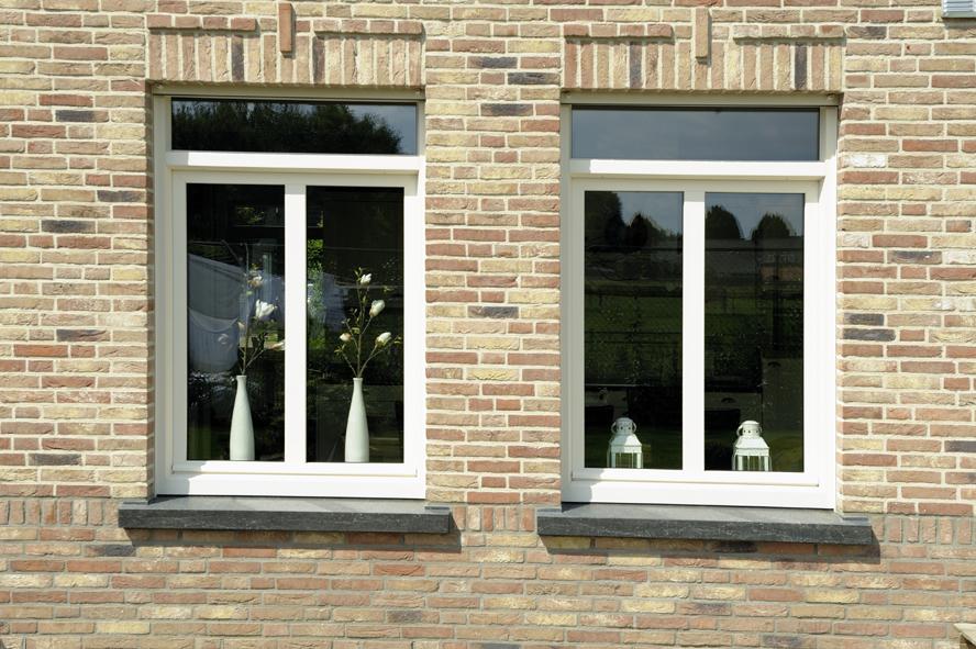 Nieuwbouw, openslaande tuindeuren en kunststof kozijnen in Egchel (4)
