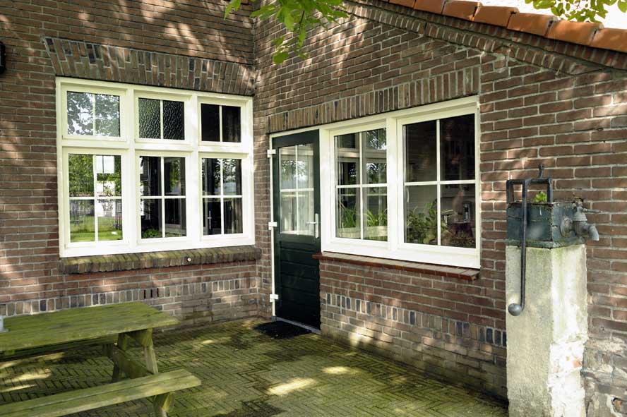 Renovatie, Kunststof kozijnen deuren, Deurne (7)