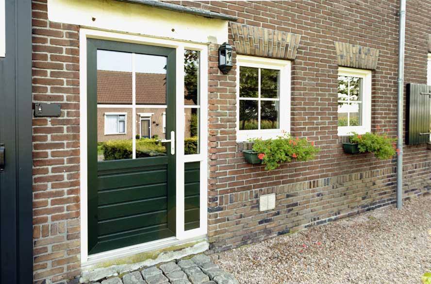 Renovatie, Kunststof kozijnen deuren, Deurne (9)