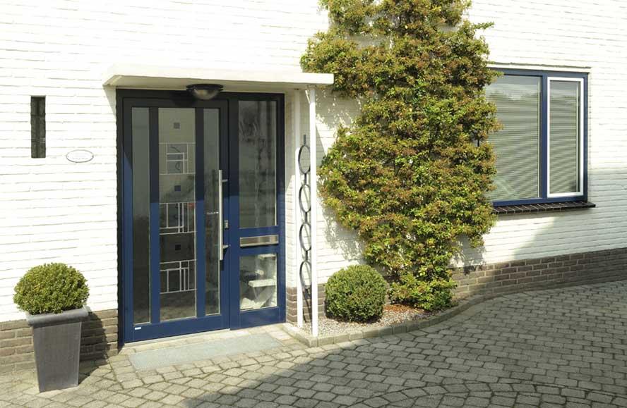 Renovatie, aluminium deuren kozijnen, Weert (5)