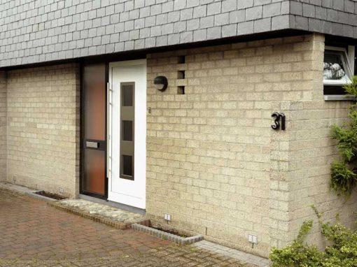 Renovatie, aluminium kozijnen, deuren en horren in Tungelroy