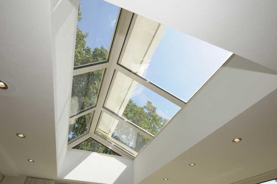Renovatie, aluminium lichtstraat kozijnen zonwering, Melick (5)