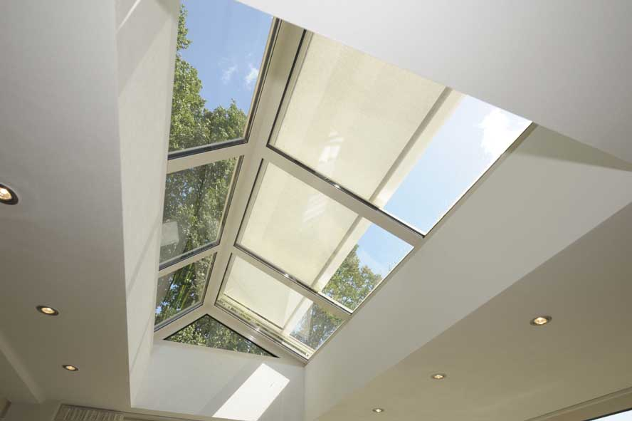 Renovatie, aluminium lichtstraat kozijnen zonwering, Melick (6)