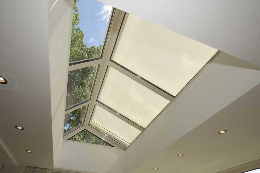 Renovatie, aluminium lichtstraat kozijnen zonwering, Melick (7)