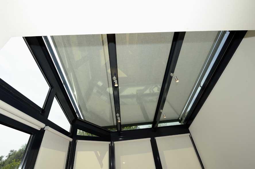 Renovatie, aluminium lichtstraat serre, Nuenen (4)