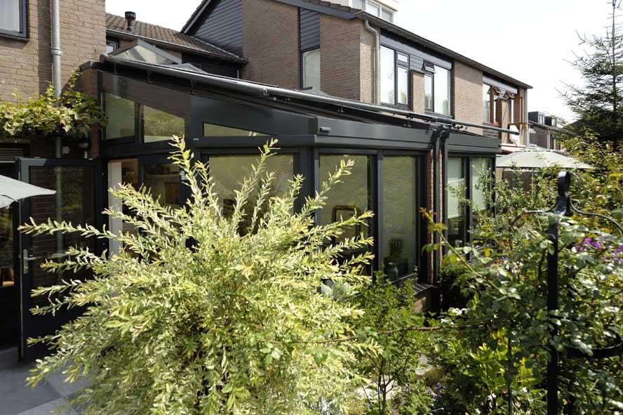 Renovatie, aluminium serre lichtstraat, Nuenen (4)