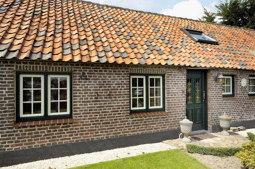 Renovatie, kunststof kozijnen deuren, Swartbroek (2)