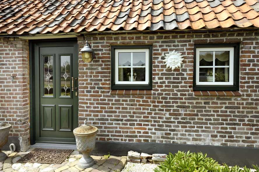 Renovatie, kunststof kozijnen deuren, Swartbroek (3)