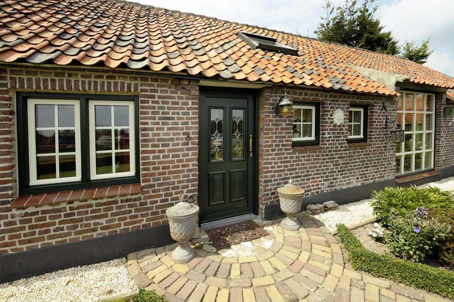 Renovatie, kunststof kozijnen deuren, Swartbroek (5)