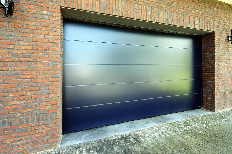 Nieuwbouw, kunststof voordeur, kunststof kozijnen, schuifpui, kunststof achterdeur, rolluiken en garagedeur in Weert (13)