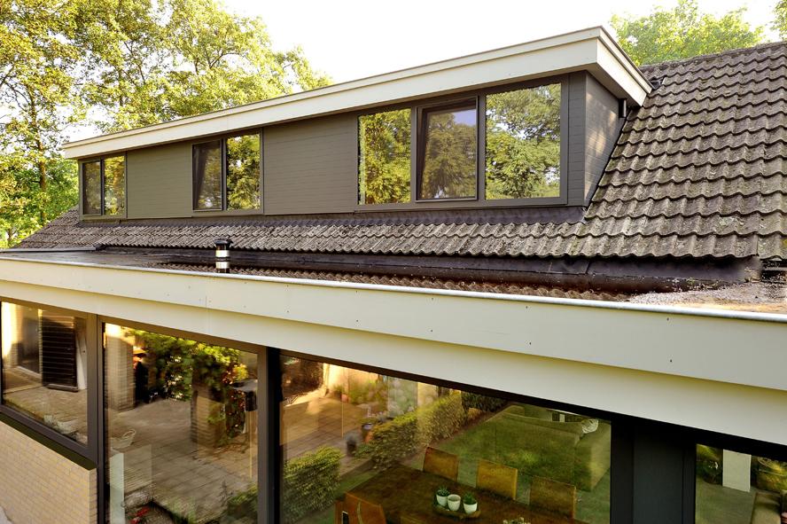Renovatie, aluminium schuifpui, aluminium kozijnen en horren in Vinkel (4)