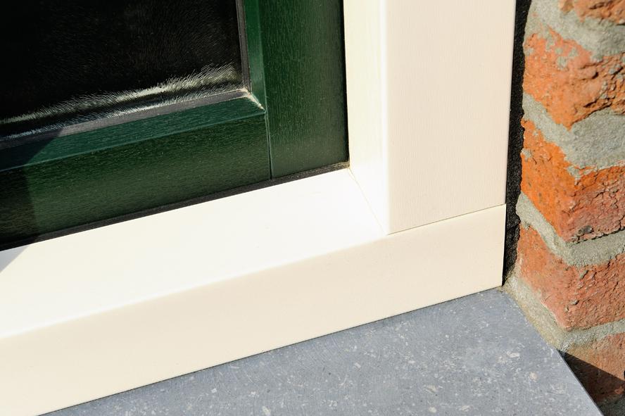 Renovatie, kunststof kozijnen en kunststof achterdeur in Ransdaal (5)