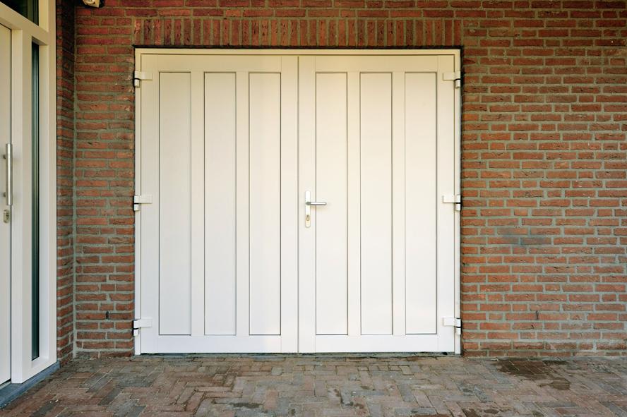 Renovatie, kunststof voordeur en garagedeur in Weert (6)