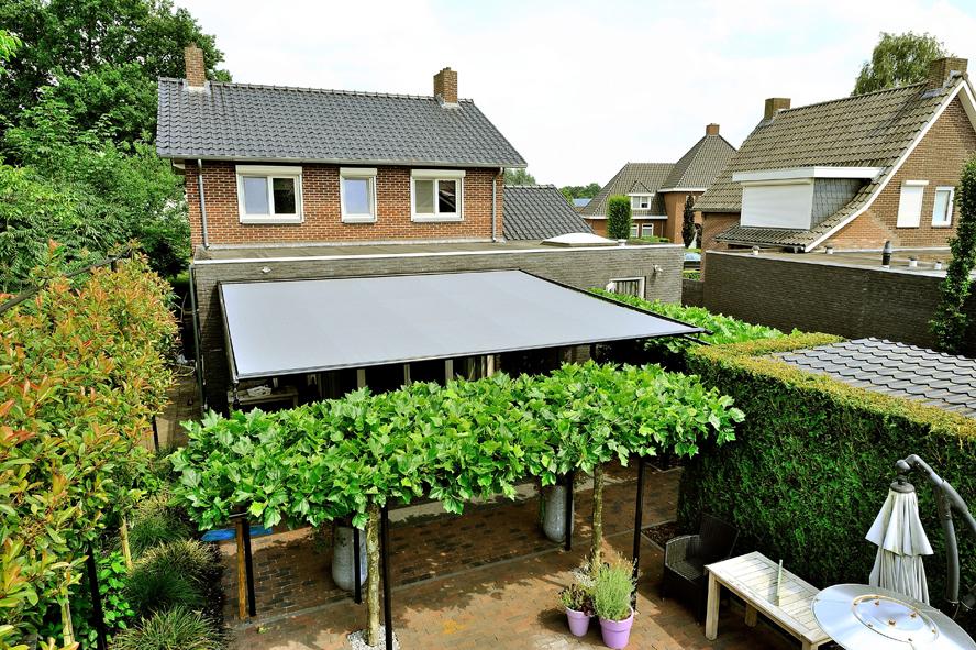 Renovatie, zonwering in Meijel (1)