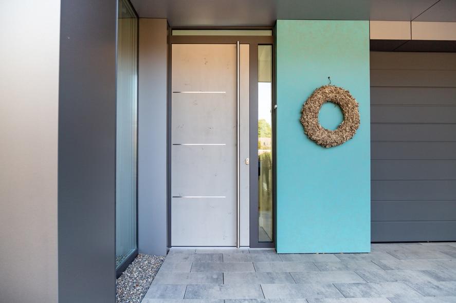 Nieuwbouw, aluminium kozijnen, aluminium deuren, serredak, screens, rolluiken in Deurne (14)