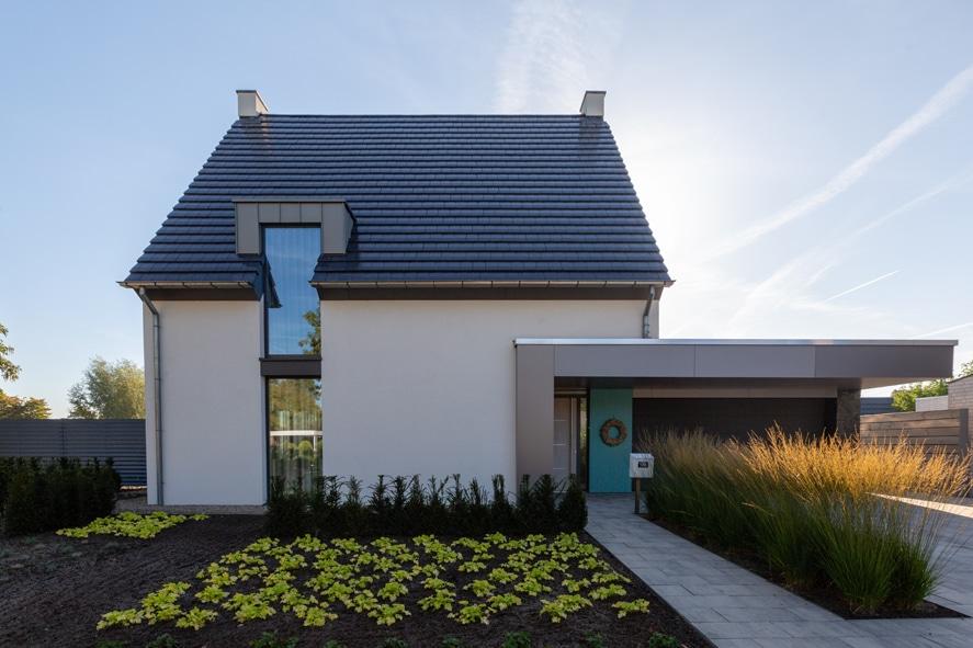 Nieuwbouw, aluminium kozijnen, aluminium deuren, serredak, screens, rolluiken in Deurne (15)