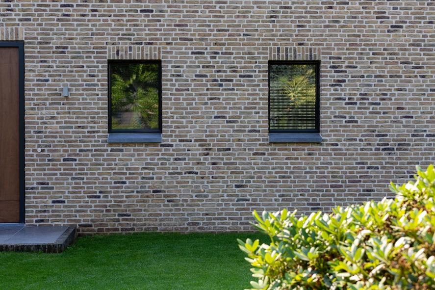 Nieuwbouw, aluminium kozijnen, staallook, aluminium deuren in Boxmeer (12)