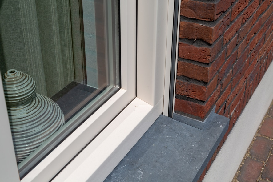 Nieuwbouw, kunststof kozijnen, kunststof deuren, glas-in-lood, rolluiken, horren in Castenray (7)