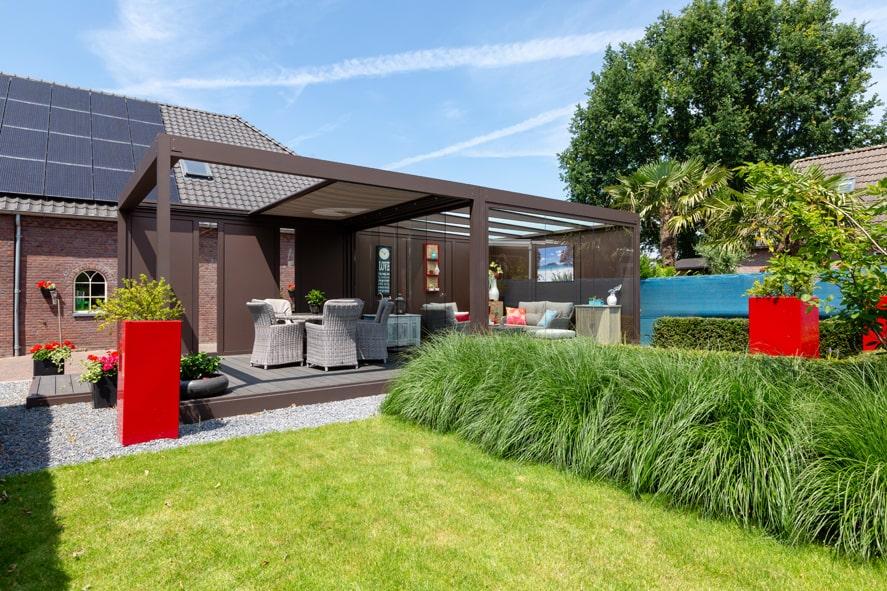 Overkapping In Tuin : Designoverkappingen ontwerp overkapping tuin bijzondere