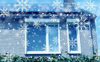 Wintertips voor kozijnen en rolluiken