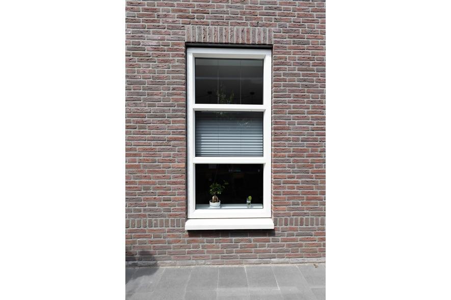 Nieuwbouw, kunststof kozijnen, kunststof tuindeuren in Meijel (11)