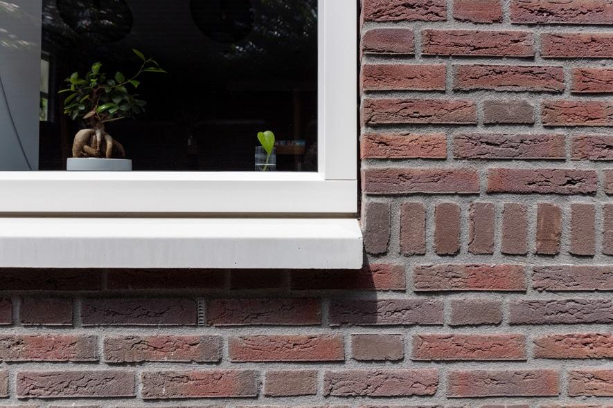 Nieuwbouw, kunststof kozijnen, kunststof tuindeuren in Meijel (12)